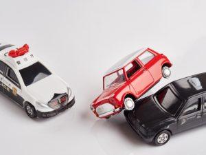 免停になる事故のイメージ